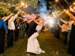 Jeff & Lindsey wedding